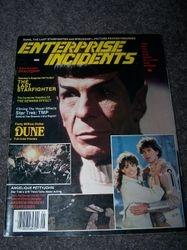 Enterprise Incidents - # 17 - Fanzine