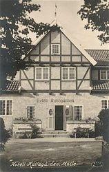 Hotell Kullagarden 1930