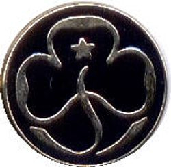 1992 - 2002 Guider Promise Badge