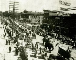 Old Time Circus