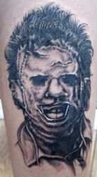 Darrian's Leatherface