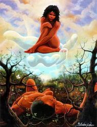 YAHAWAH GAVE ADAM EVE