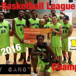 Money Gang-League Champions
