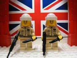 British S.A.S.