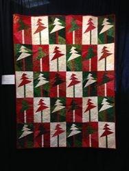 "Cheri Cuff ""Winter Trees"""