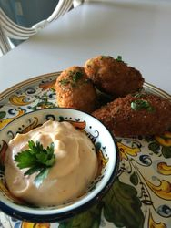 Potato Croquetas
