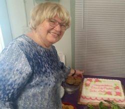 Congratulations to Vicki Schell, New Life Master