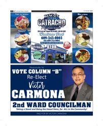 Primary Elections JUNE 8, 2021, #Vote2021