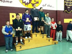 Ironman Placers at 285