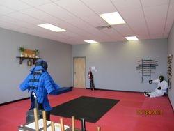 The Training Area 1