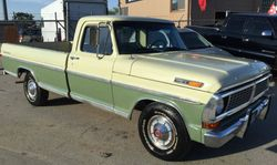 2. 70 FORD F100