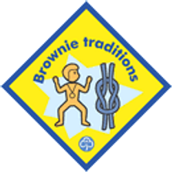 Brownie Traditions Badge