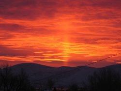 Washoe Valley Sunrise