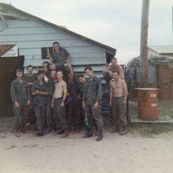 3rd Platoon members