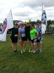 Welland triathlon June 8