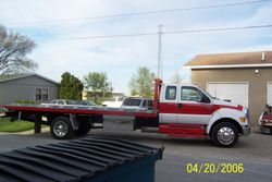 The Flatbed at Quinn's Towing