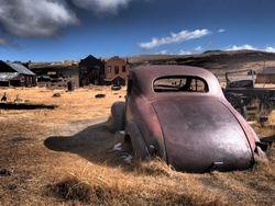 Bodie Ghost Town, Eastern Sierra