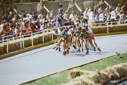1980 World Track Championships - Masterton, New Zealand
