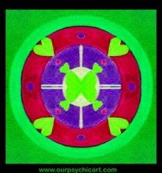 The Universe is LOVE - Mandala 1