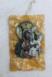 Abrozdas Sv. Marija su kudikiu. Kaina 13