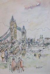 LONDRES TOWER BRIDGE 1
