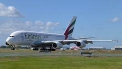 Emirates Airbus A380 A6-EDY