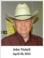 John M. Nickell, 04/20/2012