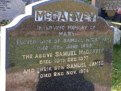Claggan Cemetery McGarvey