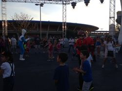 Incredibles Dance Party