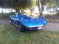 Chevrolet Corvette convertible 1969