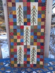 Christmas Trees Quilt