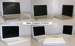 Old school Apple / Mac laptops in stock!
