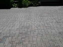 Cobble Stone,This is the same driveway
