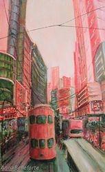 Streets: Hong Kong