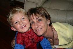 Charley & Grandma