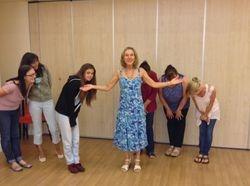 Alice Rehearsal