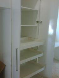 13. Pantry with Inner Drawers.