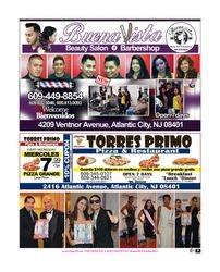 Buena Vista / Salon / Barbershop / Pizzeria / Torres / Primo