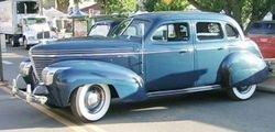 1940 four door sedan