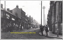 Blackheath. 1921.