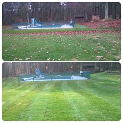 Pool Stripes