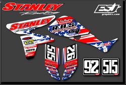 Stanley Racing's TRX