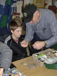 Thursday Night Fly Tying group