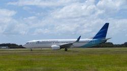 Garuda Indonesia Boeing 737-800 PK-GMZ