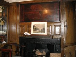 Burns Room - Globe Inn