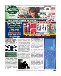 SALAS SOLUTIONS SERVICES / TRASTORNO PSIQUIATRICO Y ABUSO DE SUSTANCIAS
