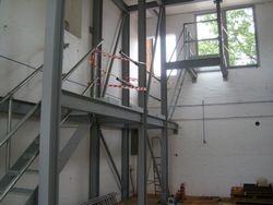 Internal Steel structure