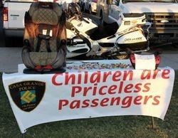 Child-safety reminder