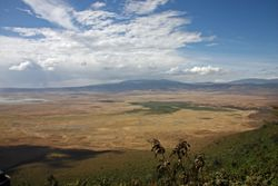 Ngorongoro Crater Conservation Area
