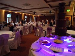 Large Chocolate Fountain Hire Rotherham, www.sweetcandydreams.co.uk